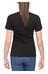 POLER Venn - Camiseta manga corta Mujer - negro